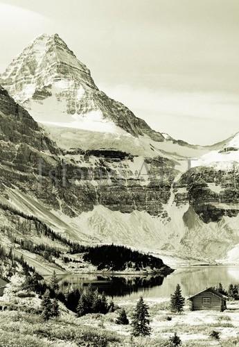 Bruno Engler - Bruno Engler - Mount Assiniboine