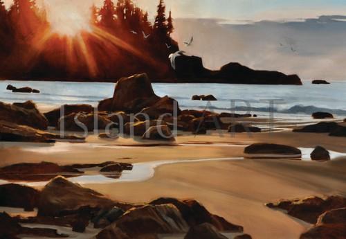 Gaye Adams - Gaye Adams - Last Light On Brady's Beach