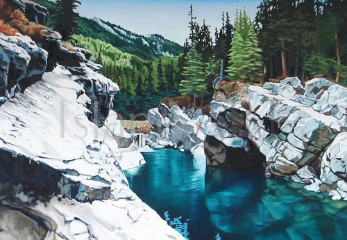Hedda Zahner - Hedda Zahner - Cataract Creek