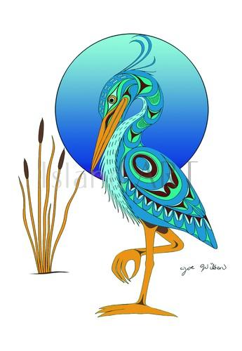 Joe Wilson - Joe Wilson - Blue Heron