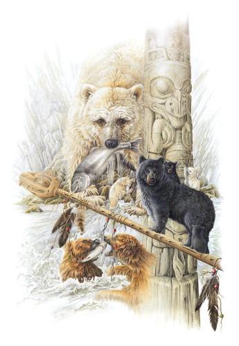 Judi Wild - Judi Wild - Spirits Of The Bear