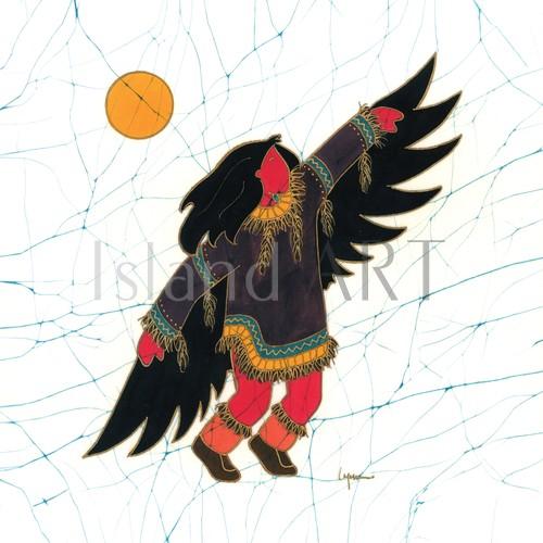 Lynn Blaikie - Lynn Blaikie - Raven Dancer 1