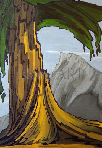 Lynne Huras - Lynne Huras - Tree And Rundle