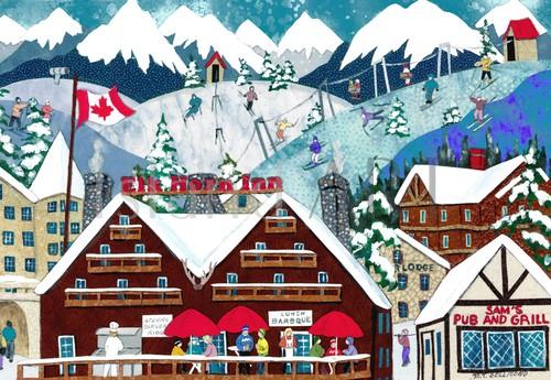Madeleine Bellmond - Madeleine Bellmond - Elk Horn Inn