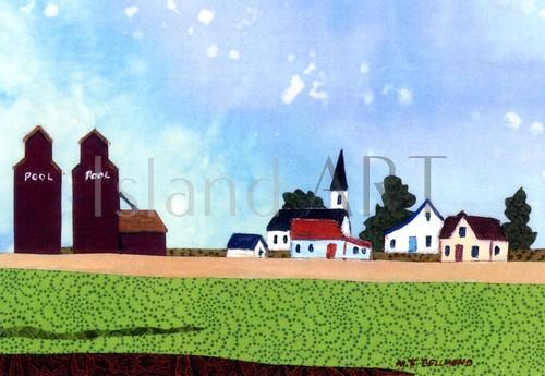 Madeleine Bellmond - Madeleine Bellmond - Prairie Town