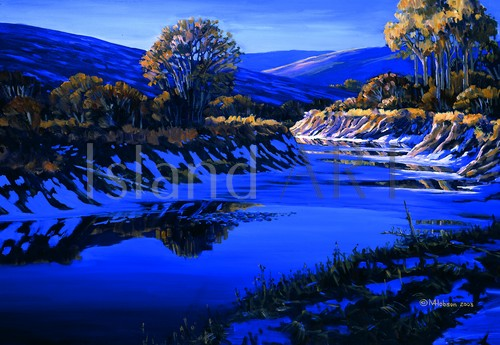 Mark Hobson - Mark Hobson - First Ice On Willow Creek