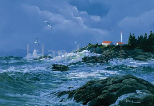 Mark Hobson - Mark Hobson - Lennard Lighthouse