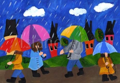 Shelly Atkinson - Shelly Atkinson - Walking In The Rain