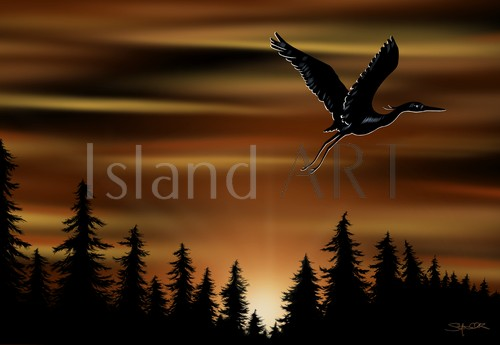 Stefanie Clark - Stefanie Clark - Last Light (Detail)