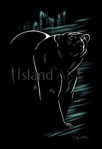 Stefanie Clark - Stefanie Clark - Polar Bear