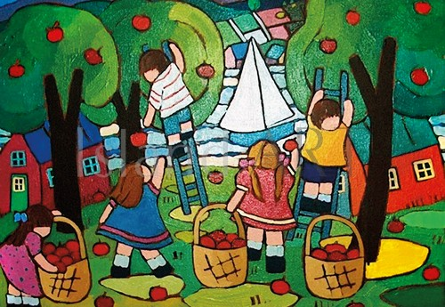 Terry Ananny - Terry Ananny - At The Orchard