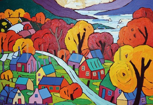 Terry Ananny - Terry Ananny - Autumnne dans les Laurentides